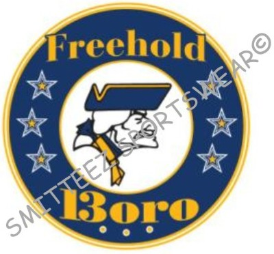 Freehold Boro High School - Freehold, N.J.