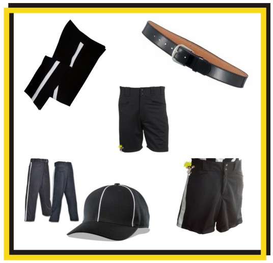 Football Referee Pants & Shorts
