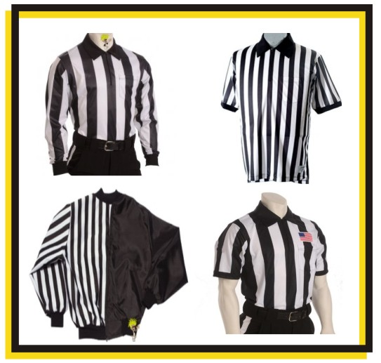 Football Referee Glossary Smitteez Sportswear