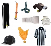 """2"""" Collegiate Style Shirt, Pants & Gear Package"""