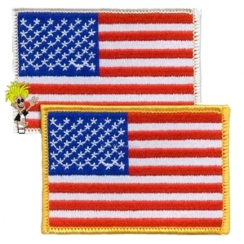 """Patch """"American Flag"""""""