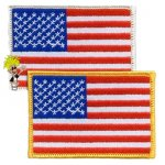Flag Patch &quot;American&quot;