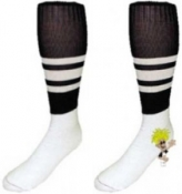 NCAA/NFHS Referee Socks