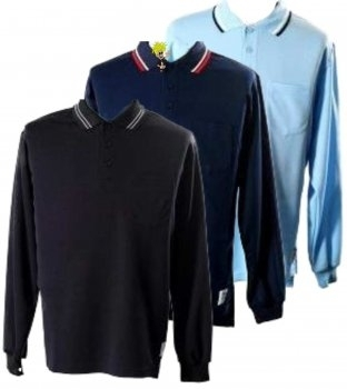 Long Sleeve Umpire Shirts