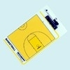 Referee Basketall Clip Board