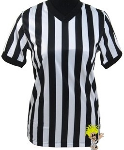 Basketball Referee Women's Shirt