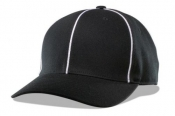 Black Referee Cap