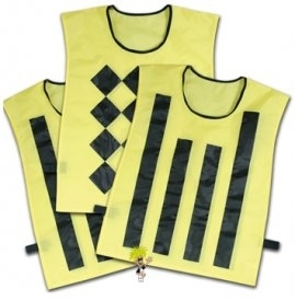 Sideline Official Pinnies
