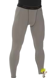 Compression Tights W/ Cup Pocket