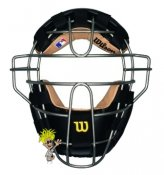 Wilson Umpire Face Mask