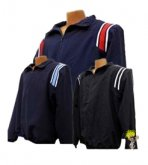 Half Zip Umpire Jackets