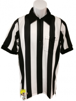 "Football Referee Shirt 2"" Stripe"
