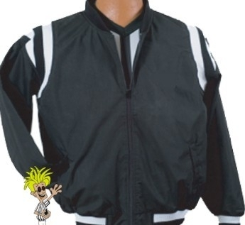 Basketball Referee Jacket - Collegiate Style