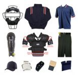 Baseball Umpire Starter Package With Jacket