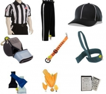 SCFOA Referee Package