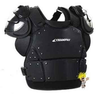 Pro-Plus Armor Plate Umpire Chest Protector