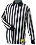 Clothing Long Sleeve Lacrosse Referee Shirt