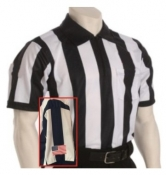 "Football Referee Shirt 2 1/4"" Stripe"