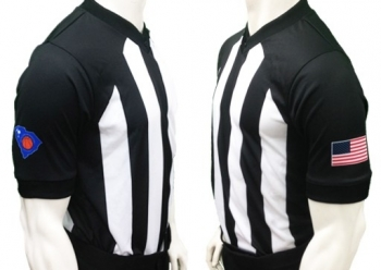 SCBOA Basketball Referee Shirt