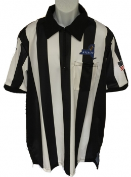 NYSACFO Football Referee Shirt
