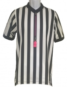 Basketball Referee Shirt Pink Combo Kit