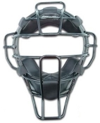 Black Pro-Plus Umpire Mask