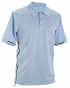 Baseball Carolina Blue Umpire Shirts