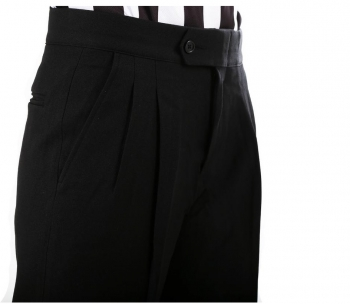 Basketball Referee (Pleated Front) Pants