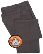 Combo Soft Stretch Umpire Pants (Charcoal Grey)