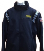 NJSIAA Full Zip Softball Umpire Jacket