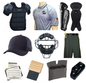 GHSA Umpire Equipment & Clothing Package