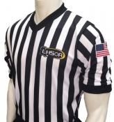 LHSOA Basketball Referee Shirt