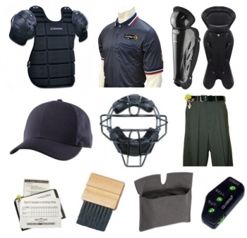 LHSOA Umpire Equipment & Clothing Package