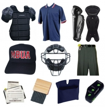 Starter Package For MBUA Umpires