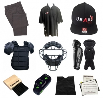 Starter Package For USABL Umpires