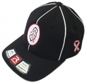 NJFOA Cap With Pink Ribbon