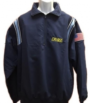 NJSIAA Half Zip Softball Umpire Jacket