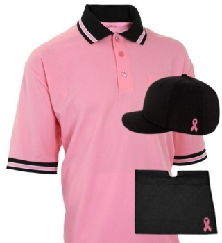 Pink Umpire Gear Kit