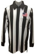 "Long Sleeve 2 1/4"" Striped Heavyweight Sublimated Shirt"