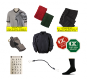 Deluxe Wrestling Referee Starter Package