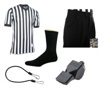 Basketball Women's Referee Starter Kit