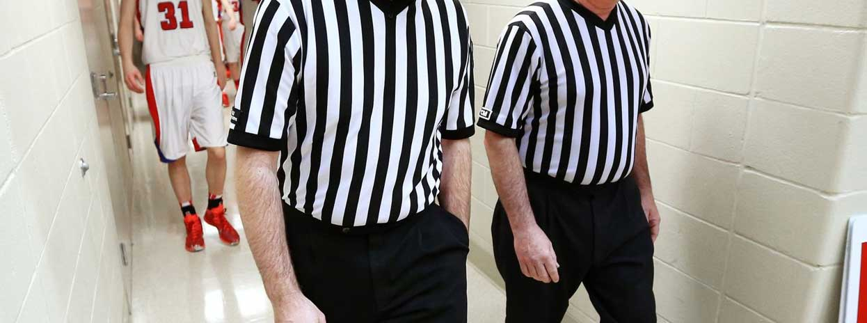 Basketball Referee Gear