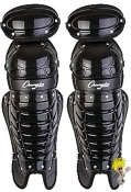 Double Knee Leg Guards