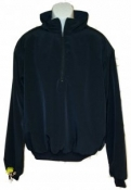 Smitty Half Zip Solid Navy Umpire Jackets