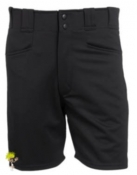 Black Referee Shorts