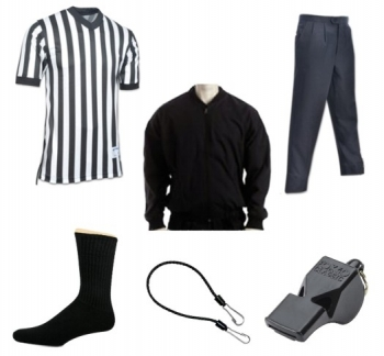 Deluxe Basketball Official's Starter Kit