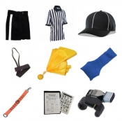 Football Referee Package W/ Shorts