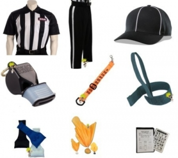 Alabama Football Referee Starter Package