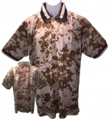Camo Sublimated Umpire Shirts