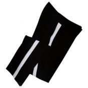 Black Referee Cold Weather Pants